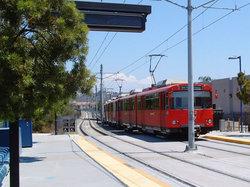 サンディエゴの電車(Hoshino様)