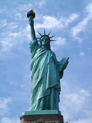 自由の女神(Statue of Liberty)(素材屋Hoshino様)